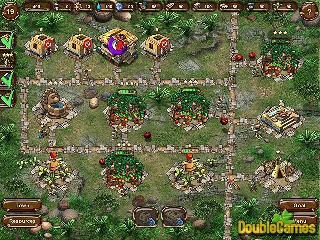 Free Download Aztec Tribe: New Land Screenshot 1