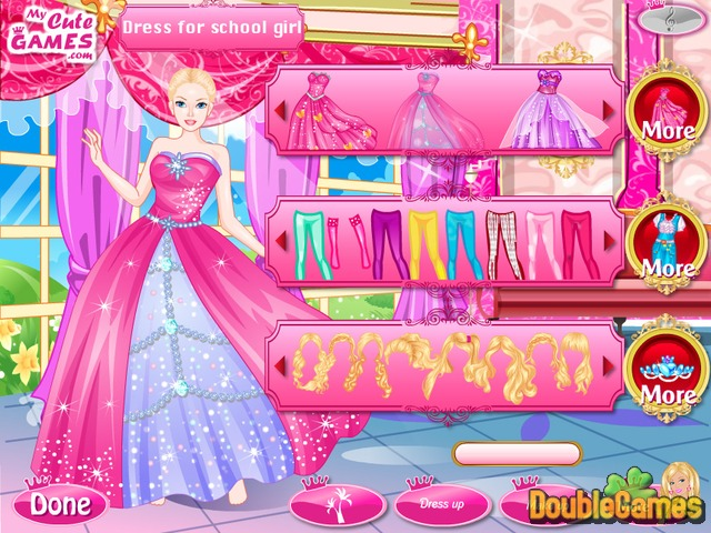 Barbie Fashion Expert Online Game