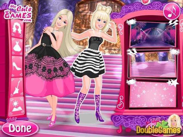 barbie pop star game
