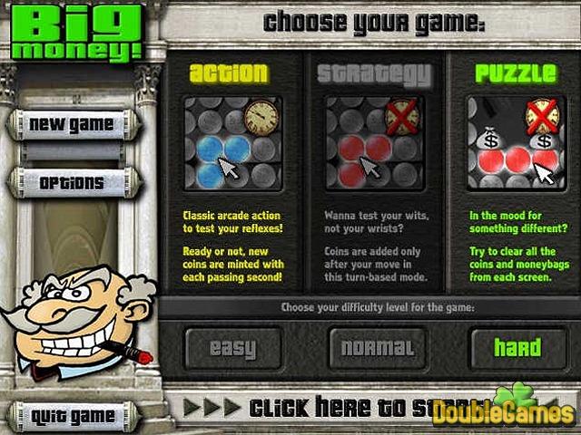 Скачать бесплатно Big Money скриншот 3.