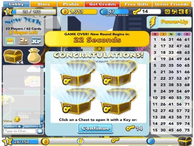 Bingo Blitz Facebook Cheats