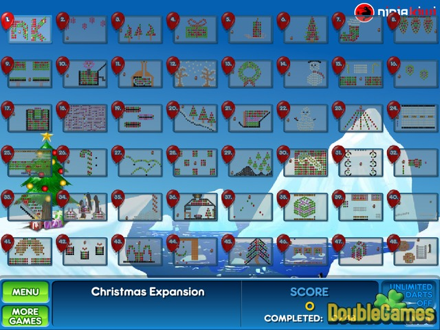 Free Download Bloons 2: Christmas Pack Screenshot 1