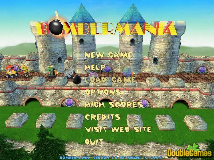 لعبة Bombermania الرائعة  Bombermania_3_big