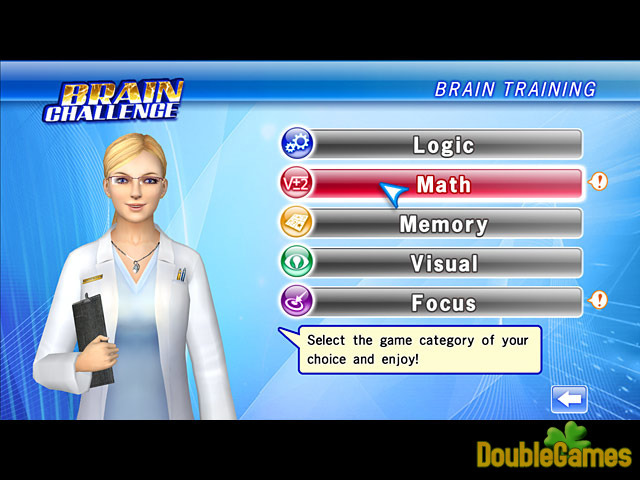 Free Download Brain Challenge Screenshot 2