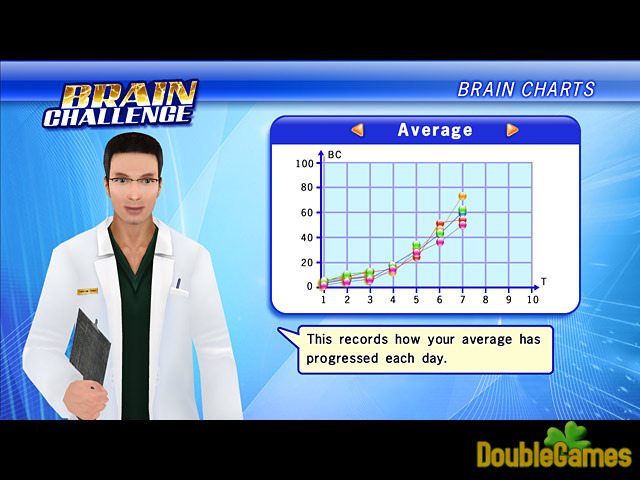 Free Download Brain Challenge Screenshot 3