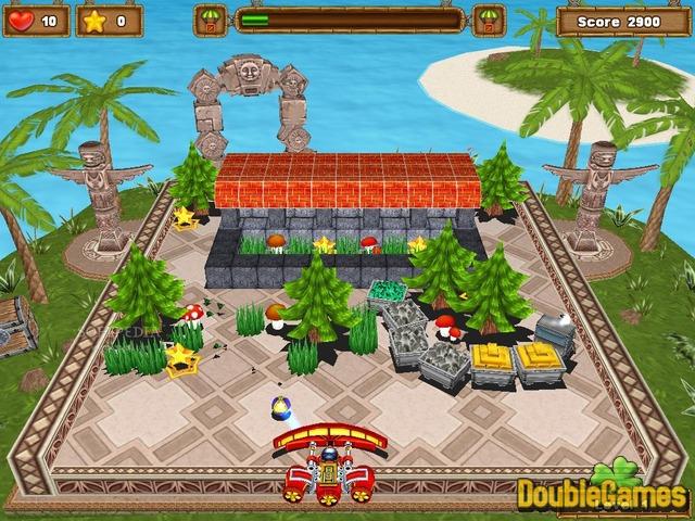 Bricks of atlantis > ipad, iphone, android, mac & pc game | big fish.