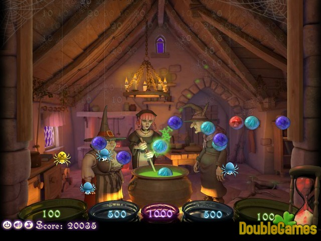 Free Download Bubble Witch Online Screenshot 3