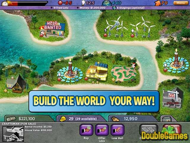 build a lot world free download