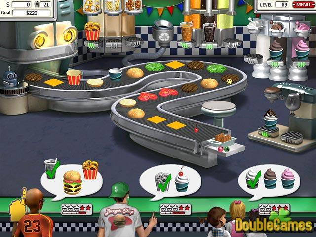 burger shop 1 game free download