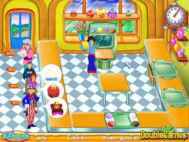 play cake mania 3 online full version