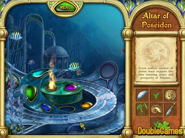 Free Download Call of Atlantis Screenshot 3