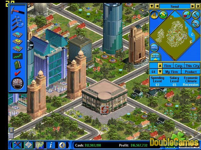Capitalism ii game review download and play free version!