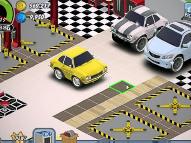 Free Car Town Screenshot 1