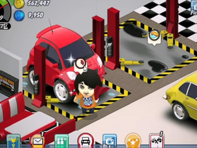 Car Town the Game Free Download