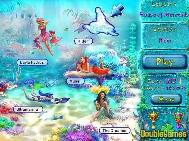 Games download mermaid free