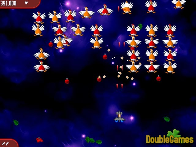 chicken invaders 3 christmas edition download free full version