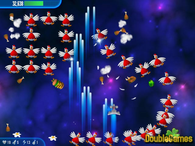 chicken invaders 3 christmas free download full version