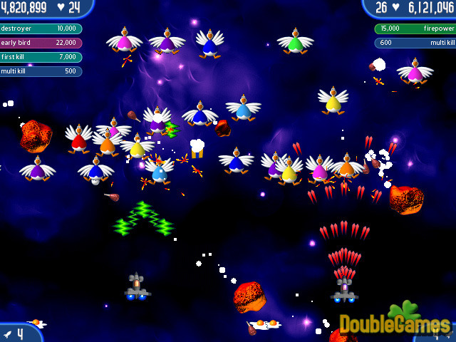 download chicken invaders 2 for pc