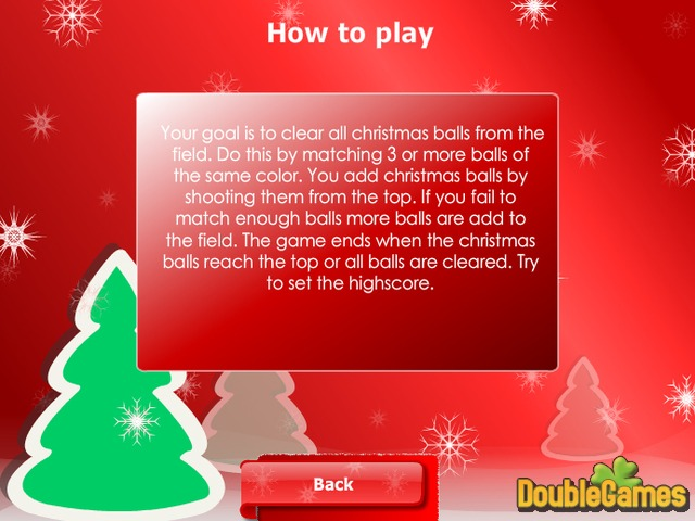 Free Download Christmas Ball Shooter Screenshot 1 ...