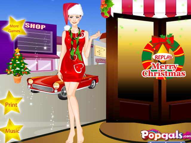 christmas dress up games - learntoride.co