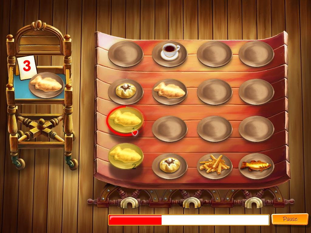 Free Download Cooking Dash 3: Thrills and Spills Screenshot 2