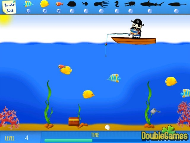 Crazy Fishing Online Game
