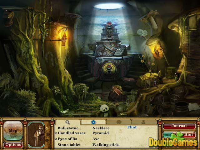 Free Download Curse of the Pharaoh: Tears of Sekhmet Screenshot 1