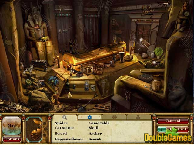 Free Download Curse of the Pharaoh: Tears of Sekhmet Screenshot 2