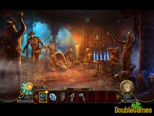 Free Download Dark Parables: Goldilocks and the Fallen Star Collector's Edition Screenshot 2