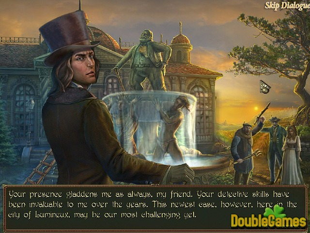 Free Download Dark Tales: Edgar Allan Poe's The Masque of the Red Death Collector's Edition Screenshot 1