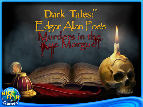 in the morgue rue murders