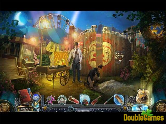 Free Download Dead Reckoning: The Crescent Case Collector's Edition Screenshot 1
