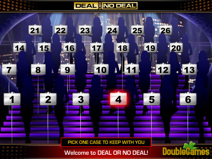Deal or no deal play free online deal or no deal games. Deal or no.