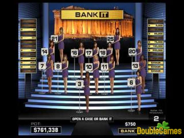 Deal or no deal slots best online casino games at playnj. Com.