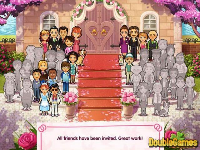 Free Delicious Emily S Wonder Wedding Screenshot 3