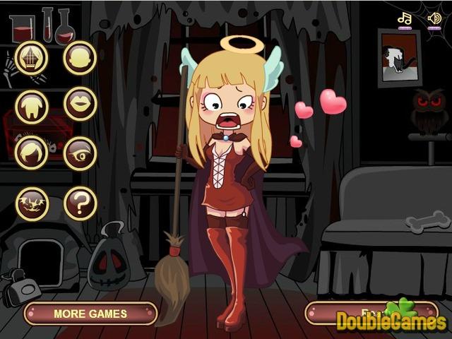 Devilish Dress Up Online Game