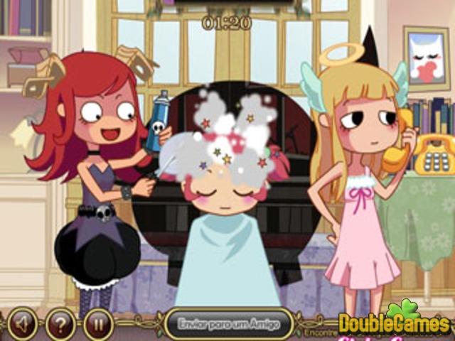 Devilish Hairdresser Online