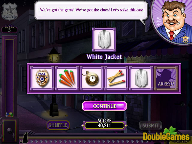 Diamond Detective Game Download for PC