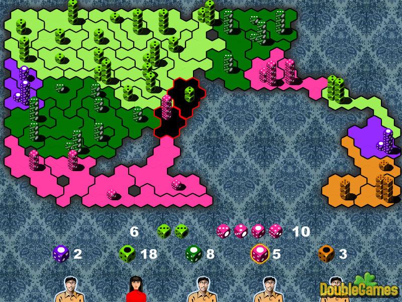 play dice wars 3