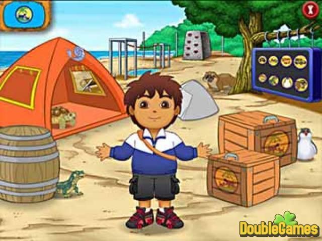 Go diego go safari rescue full game free pc, download, play.