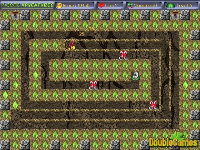 Digger Adventures Game Download for PC
