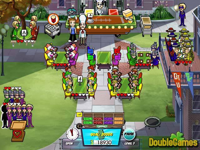 Diner Dash 5: Boom Collector's Edition