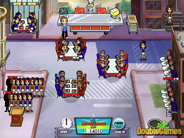 Free Download Diner Dash 5: BOOM Screenshot 1