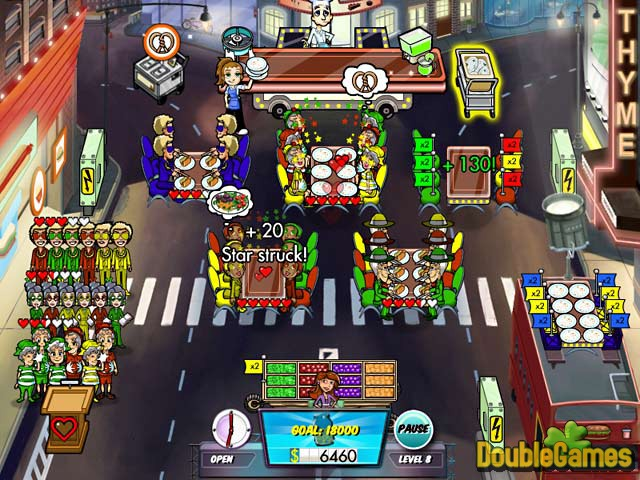 Free Download Diner Dash 5: BOOM Screenshot 3