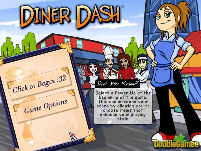 diner dash 2 games free