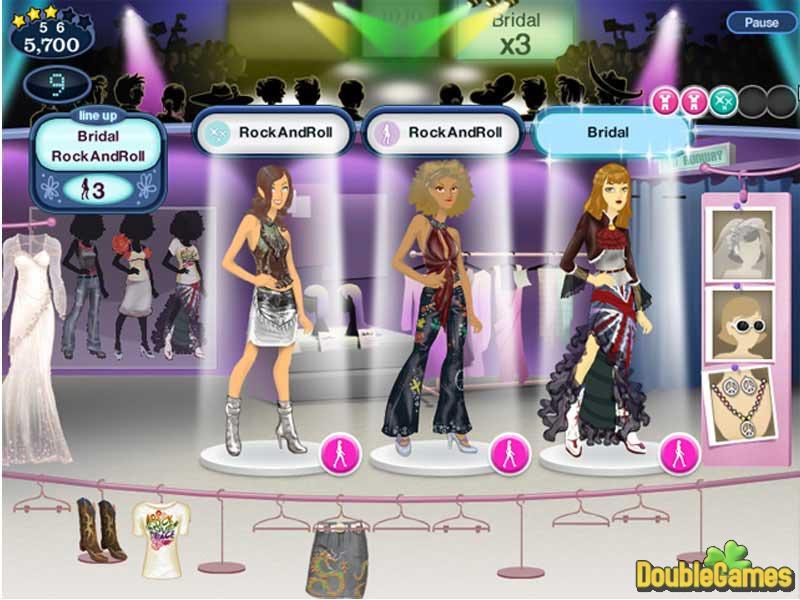Jojo Fashion Show 2 DOUBLE PLAY JOJO S FASHION