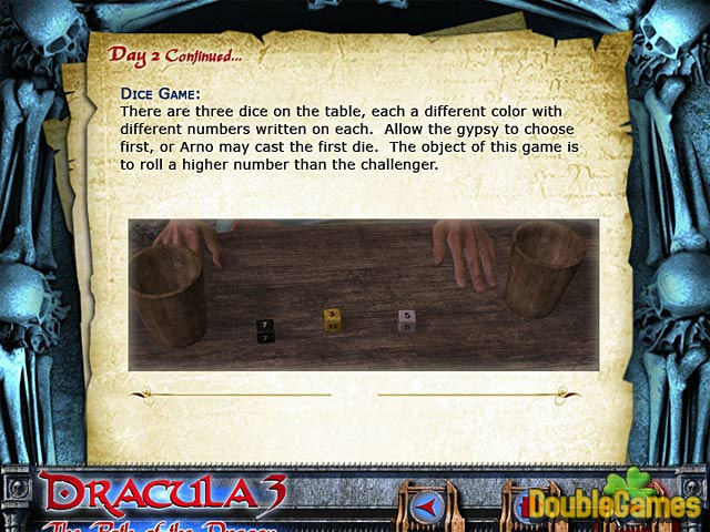 dracula 3 the path of the dragon walkthrough