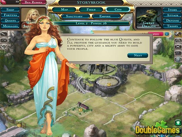 atlantis online games