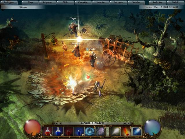 Free download Drakensang screenshot 1