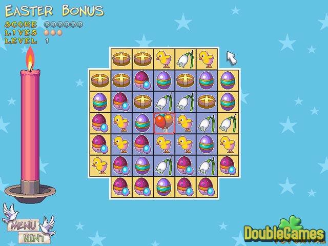 Скачать бесплатно Easter Bonus скриншот 1. Увеличить скриншот 1 Easter Bonu